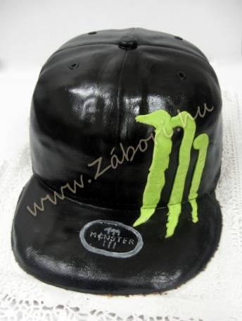 Monster sapka torta Hű-ha d12cabd9e2